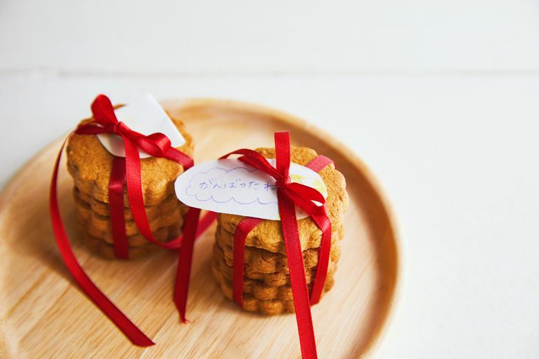 スペシャルきな粉クッキー