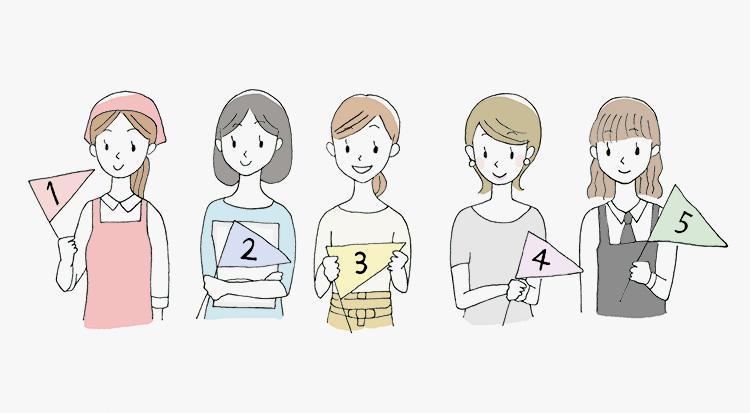 データで見る今どきママのワーキングスタイルPart.02ママたちの働きたい職業ランキング – 主婦が選ぶ業種は?