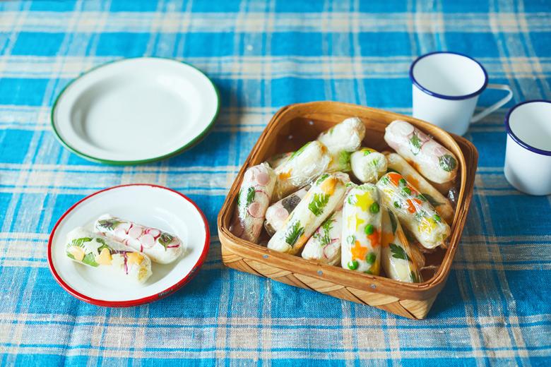 シーン別・食事の主役になるサンドイッチの作り方【ピクニック編】
