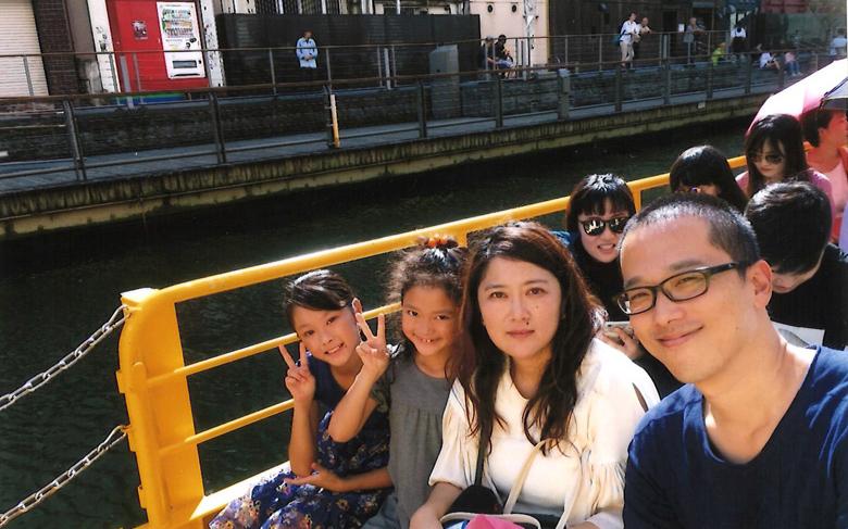 くもんの鈴木先生の家族