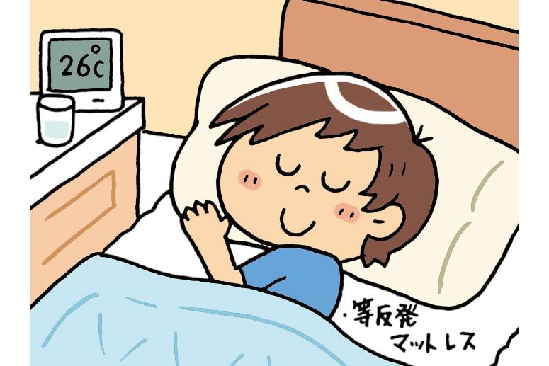 理想の睡眠時間!?子どもがぐっすり眠るための秘訣