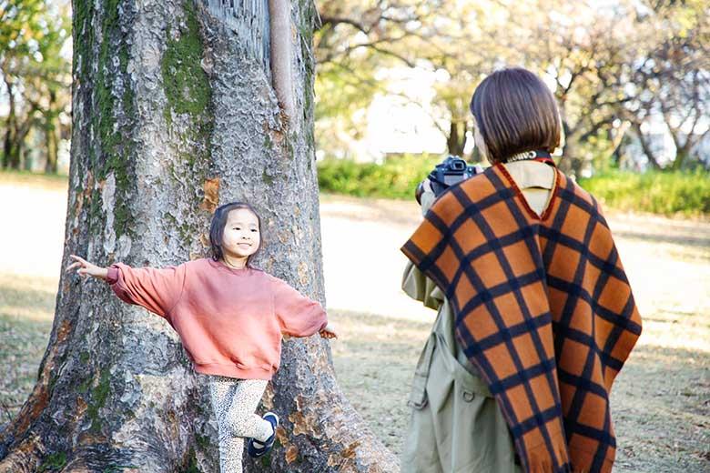 子どもをかわいく写す写真の撮り方&撮影 5つのコツ【公園編】