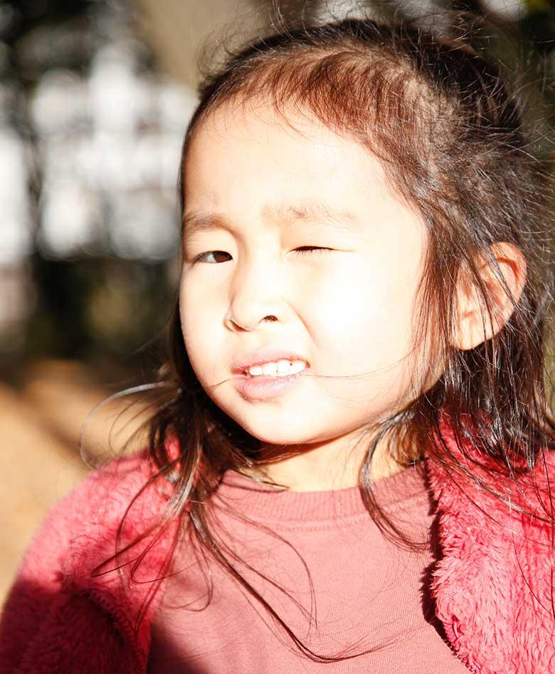 子どもをかわいく写す、写真の撮り方公園編2
