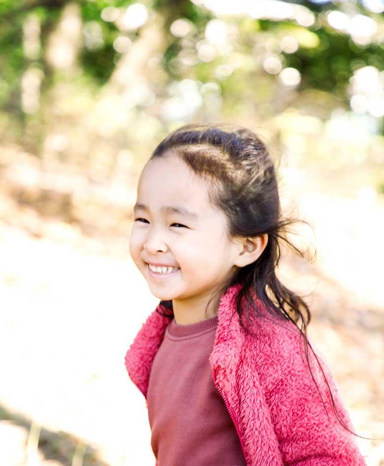 子どもをかわいく写す、写真の撮り方公園編3