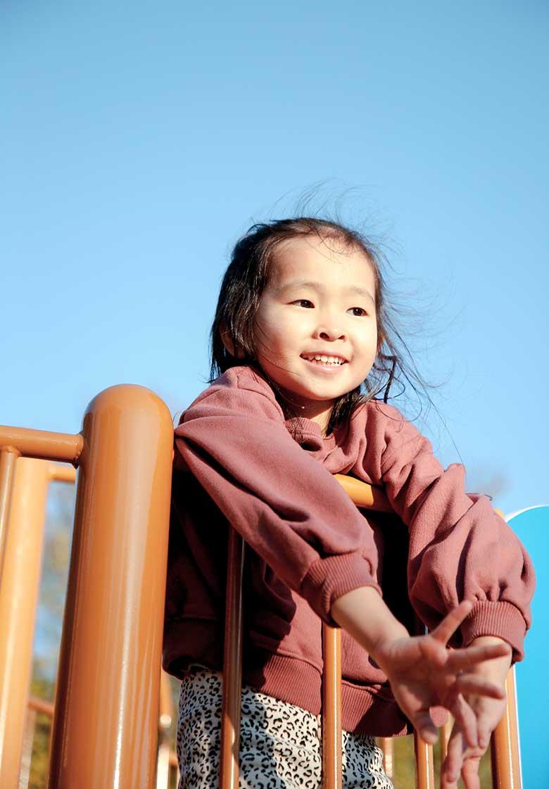 子どもをかわいく写す、写真の撮り方公園編4