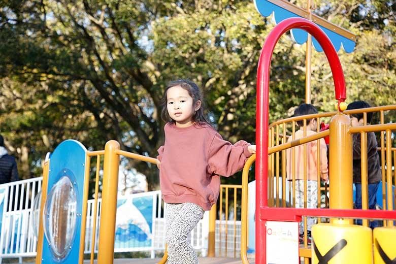 子どもをかわいく写す、写真の撮り方公園編6