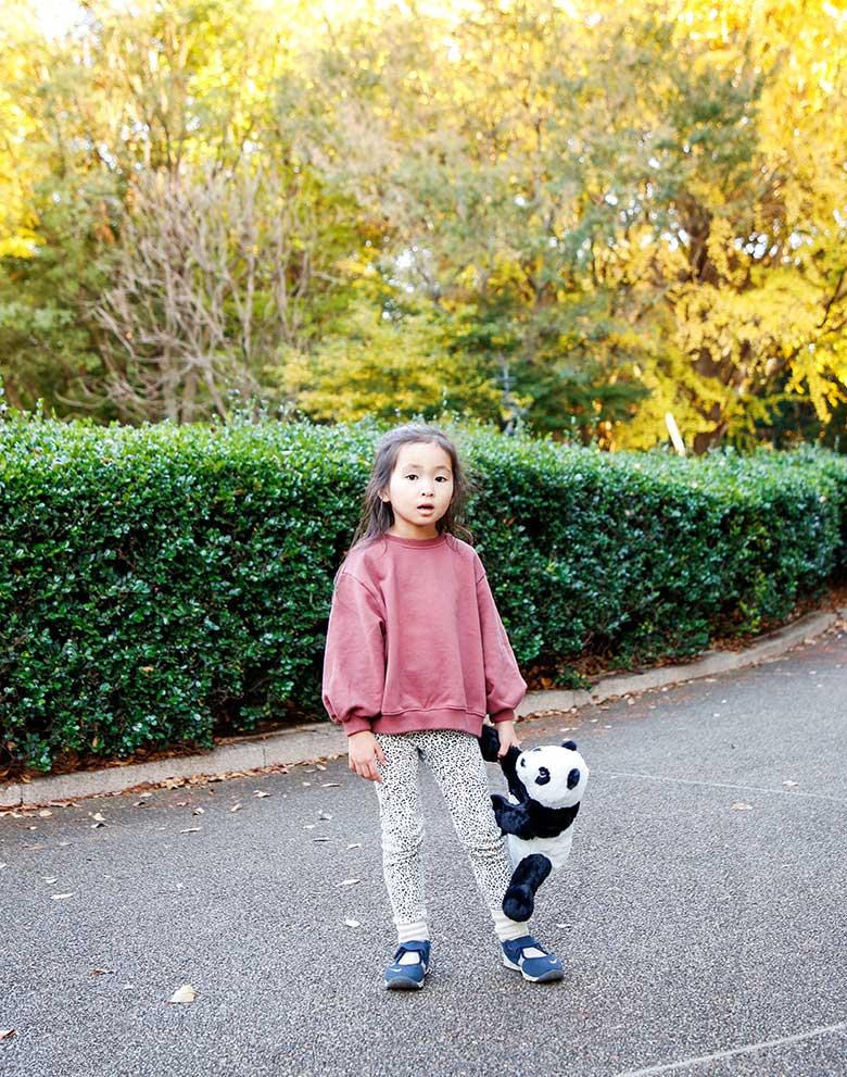 子どもをかわいく写す、写真の撮り方公園編7