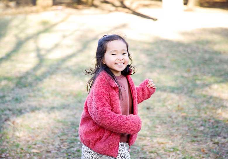 子どもをかわいく写す、写真の撮り方公園編8