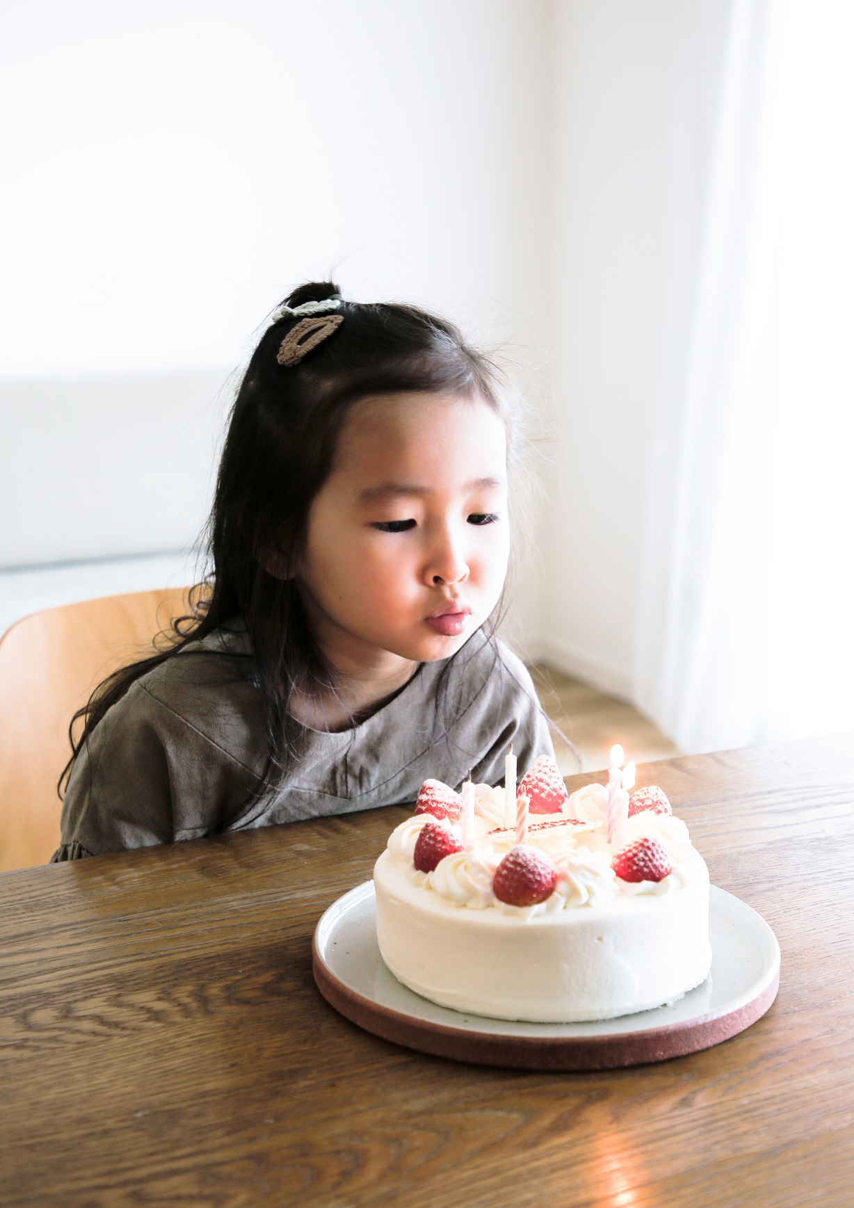 誕生日 写真の撮り方1