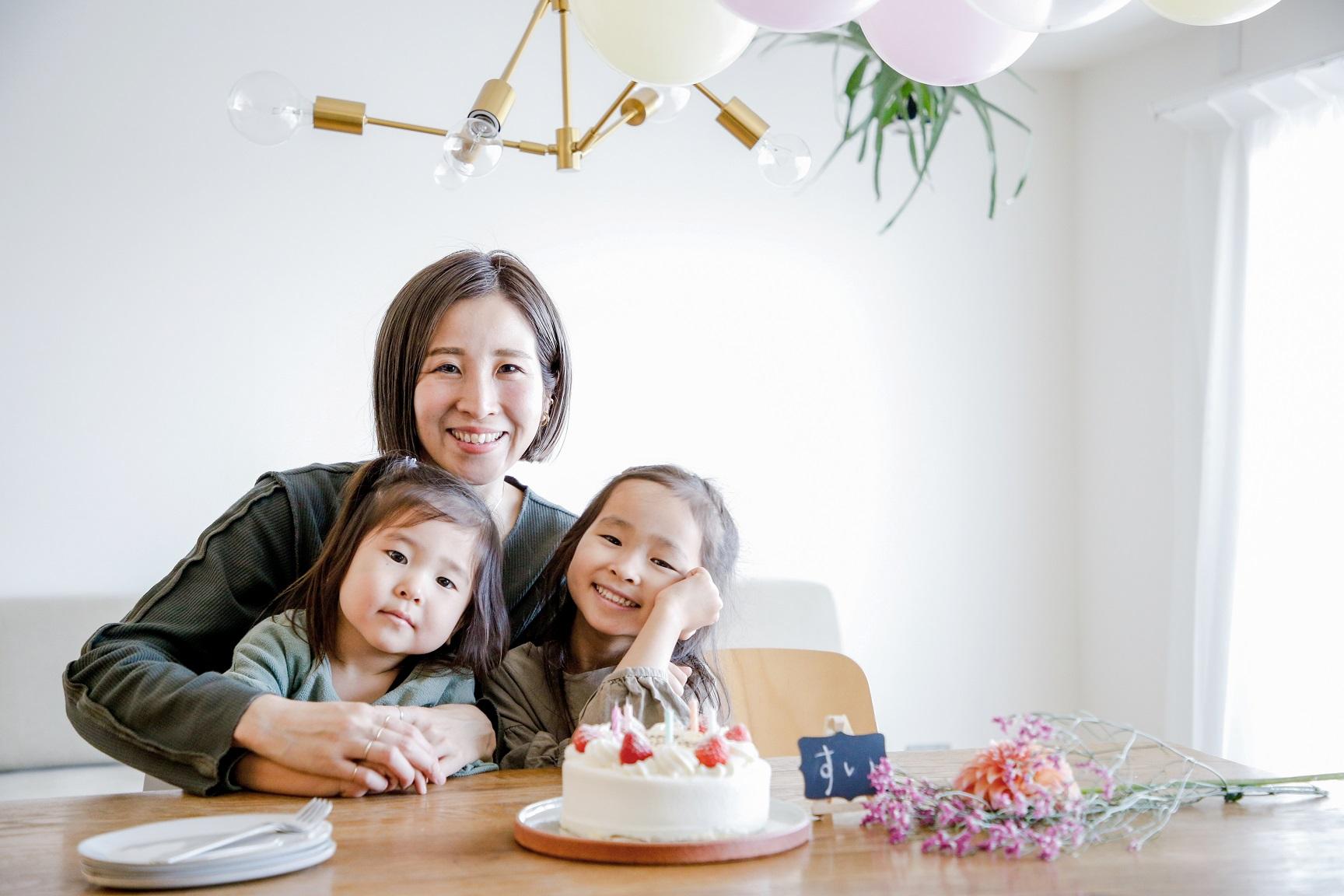 子どもの誕生日を特別にする写真撮影・シーンづくりのアイデア5つ