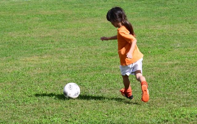 子どもの運動能力 コーディネーション能力3