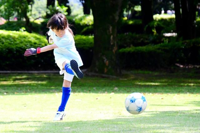 コーディネーション能力とサッカー