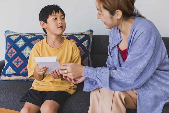 子どものお小遣い 親のサポート